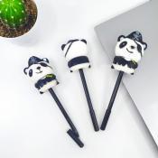 Korsan Panda Squishy Kalem