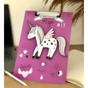 Magic Diy Unicorn Sekreterlik
