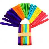Abeslang Renkli Dil Çubuğu 50'li